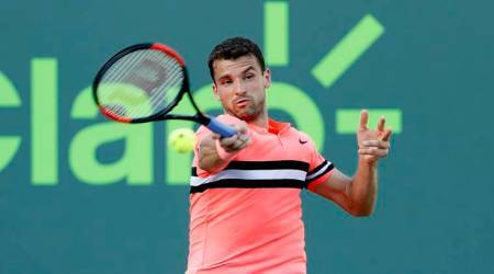 Marin Cilic, Juan Martin Del Potro advance as Grigor Dimitrov falls in Miami