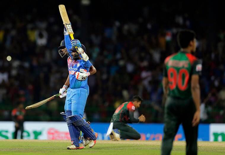 Dinesh Karthik INdia vs bangladesh