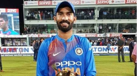 Nidahas Trophy win one of the best nights of my life, says DineshKarthik