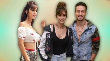 Baaghi 2 promotions: Disha Patani in a shimmery mini skirt or distressed hot pants?