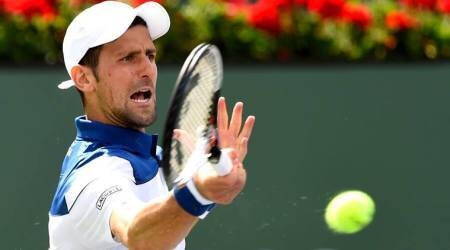 Novak Djokovic loses to qualifier Taro Daniel at Indian Wells, calls it 'weird'