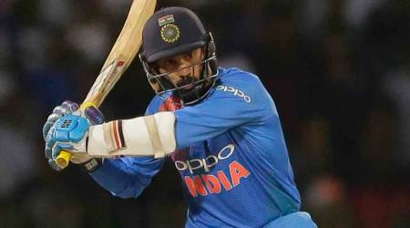 I was just thinking to hit every ball for a boundary, as simple as that: Dinesh Karthik