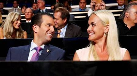 Donald Trump Jr., wife Vanessa headed for divorce after 12 years