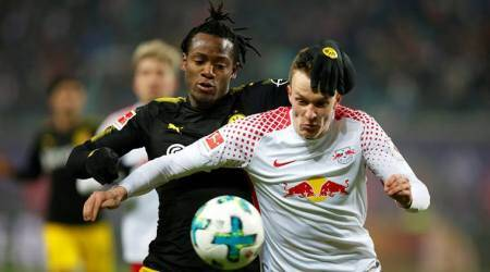 Borussia Dortmund held at RB Leipzig in tight Champions Leaguerace