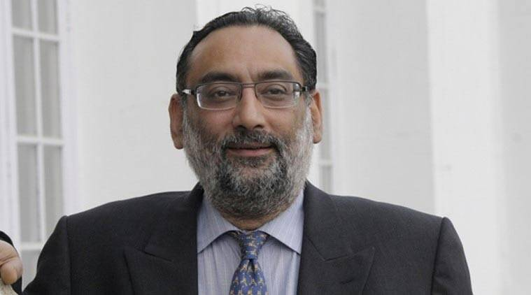 Haseeb Drabu sacked as jammu kashmir finance minister