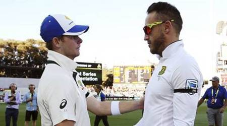 I have compassion for what Steve Smith's going through, did send him a text: Faf duPlessis
