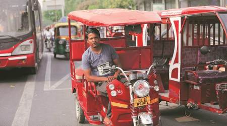 Delhi Budget: 'E-rickshaw subsidy welcome, but yet to reach bankaccount'