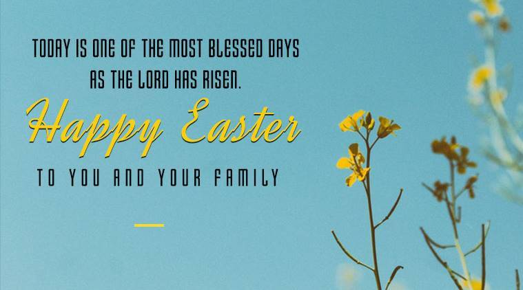 Charmant Easter 2018, Easter Celebration, Easter Texts, Easter WhatsApp Texts,  Easter Messages,