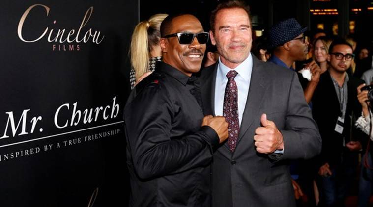Eddie Murphy to star in Twins sequel