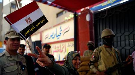 Egypt begins voting for president, with President el-Sissi assured win