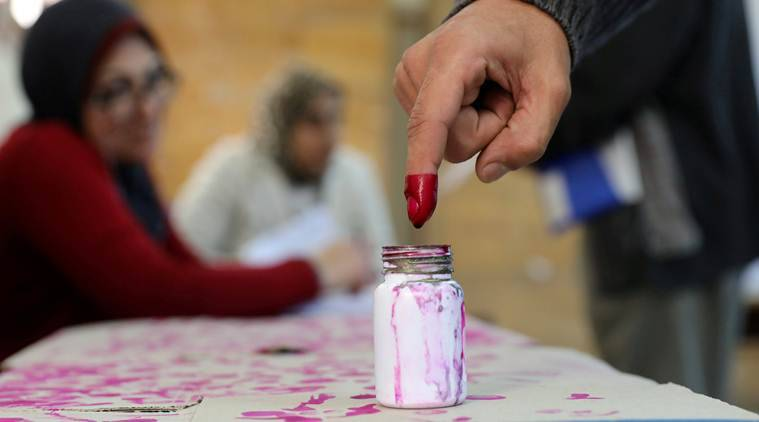 Egyptians vote in second day of presidential election