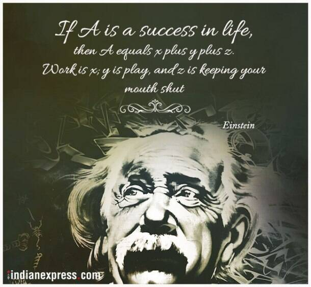 Funny Birth Quotes: PHOTOS: Einstein's Birth Anniversary: 10 Quotes That Prove