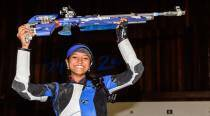 Elavenil Valarivan wins 10m Air Rifle gold in ISSF WC