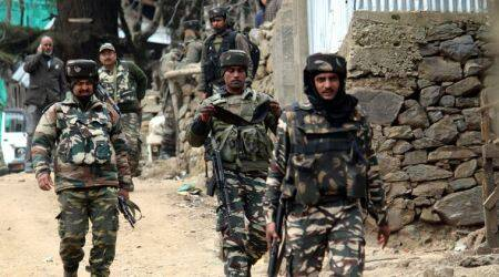 J&K: Ahead of PM Modi's Kashmir visit, encounter breaks out in Kupwara