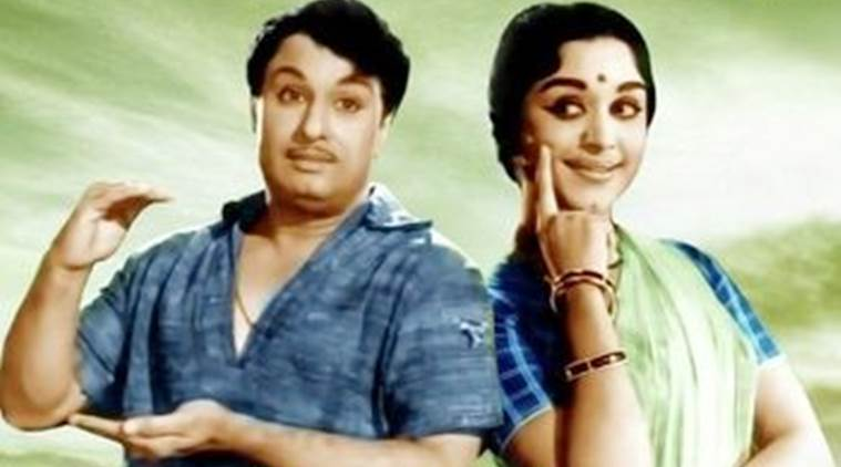 With no new releases, MG Ramachandran and Sivaji Ganesan