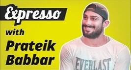 Expresso EP 9: Prateik Babbar Talks To Priyanka Sinha Jha About Victory In His Battle WithDrugs
