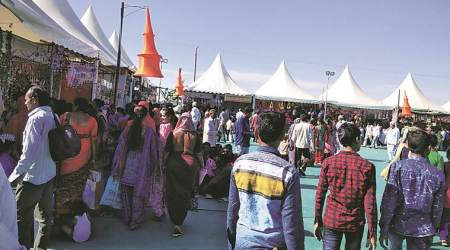 Gujarat's Madhavpur fair: Cleanliness bowls over visitors, food prices pinchthem