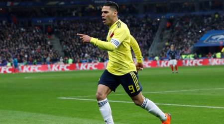 FIFA World Cup 2018: Radamel Falcao wants Colombia to use past resolve