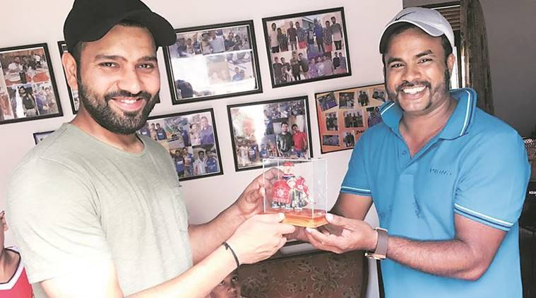 rohit sharma, rohit sharma fan, sri lanka cricket fan, nidahas trophy, india cricket, rohit sharma cricket, cricket news, cricket