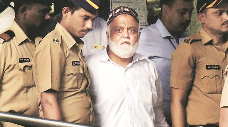 Farooq Takla, Farooq Takla judicial custody, 1993 Mumbai serial blast, Mumbai news, indian express news