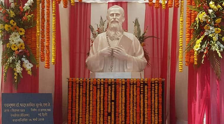 The 'Gharwapasi' of Padma Bhushan Father Camille Bulcke