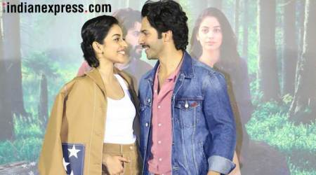 October trailer launch: Varun Dhawan, Banita Sandhu steal the show