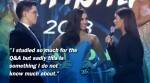 'I don't know much about': Twitterati LOVES this beauty contestant's honest answer