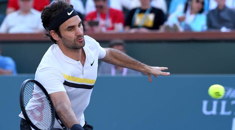 Roger Federer wins at Indian Wells, sets up rematch with Chung Hyeon