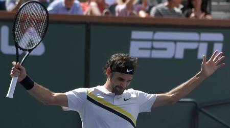 Roger Federer registers career best start to move into Indian Wells final against Juan Martin del Potro