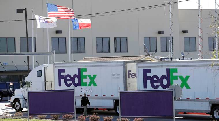 FBI reminds couriers on suspicious package protocols after Texas bombings