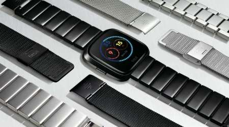 fitbit versa 1 million units shipped, fitbit versa female health tracking feature, quick replies, fitbit versa features, fitbit versa specifications, fitbit versa price in india, fitbit versa, smartwatch, fitbit
