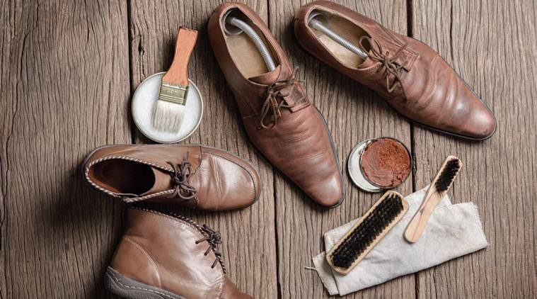 clean shoes, how to clean leather shoes, how to clean suede shoes, care for leather suede shoes, indian express, indian express news