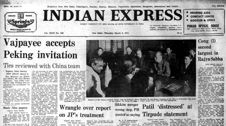 Forty Years Ago,March 9, 1978: Peking's Invitation