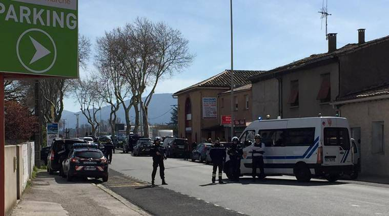 France hostage crisis LIVE: At least two dead in shooting by suspected Islamic State militant
