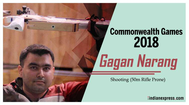 Gagan Narang's experience makes him a prime medal candidate in Gold Coast