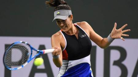 Sachia Vickery upsets third seed Garbine Muguruza at Indian Wells