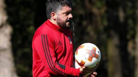 Europa League: Gennaro Gattuso hails 'technically sound' Wilshere ahead of Arsenal clash