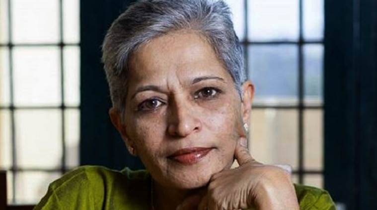 gauri lankesh, gauri lankesh murder case, gauri lankesh murder suspects, journalist gauri lankesh murdered, gauri lankesh police investigation, gauri lankesh latest news, indian express