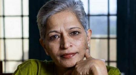 Man held in Gauri Lankesh case had key role in attacks during Padmaavat screening: SIT