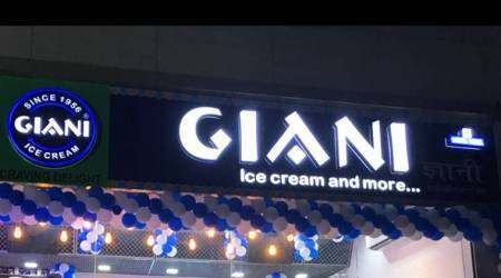 Giani, Giani ice cream, Giani the popular ice cream joint, Giani and its story, story of Giani ice cream, food and wine, indian express, indian express news