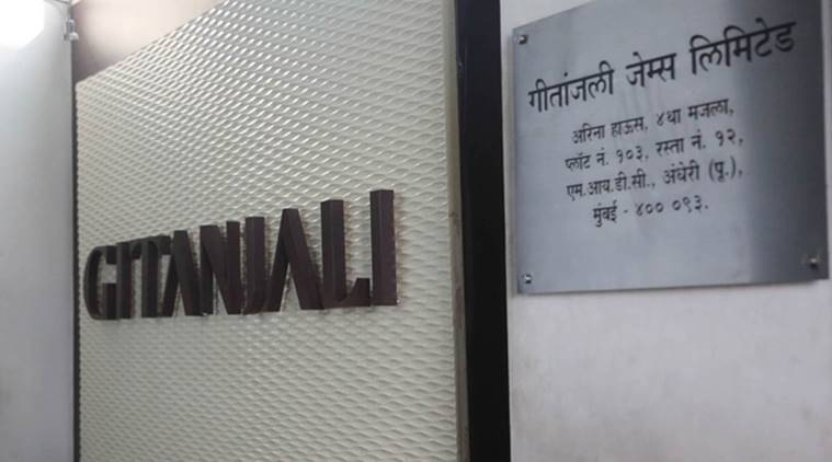 Gitanjali group official arrested
