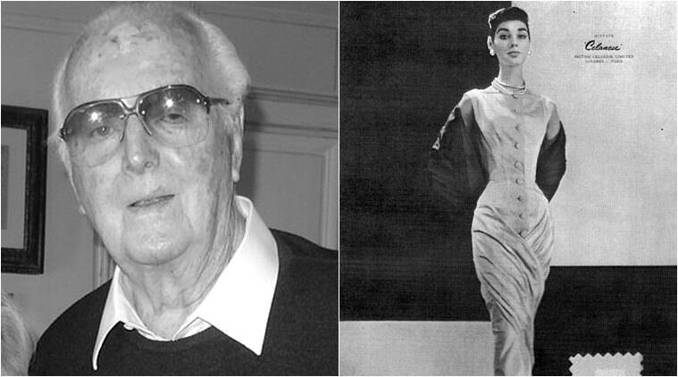 Iconic French Fashion Designer Hubert De Givenchy Dies He Was 91 Lifestyle News The Indian Express