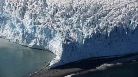 World glacier melting passes point of no return