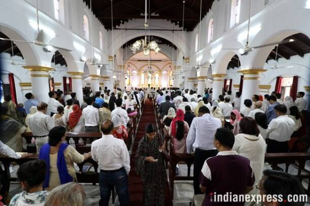 good friday, good friday 2018, passion friday, scared friday, holy week christians, good friday processions, crucifixion, good friday photos, holy friday photos, good friday images, lifestyle news, indian express