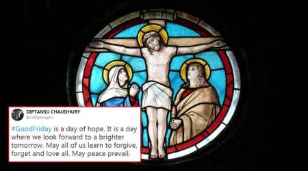Good Friday: Twitterati remember what this holy day for Christians stands for