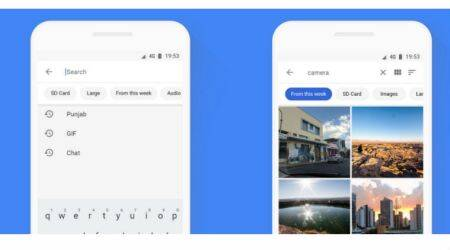 Files Go app updated with faster search, file deletion from Google Photos