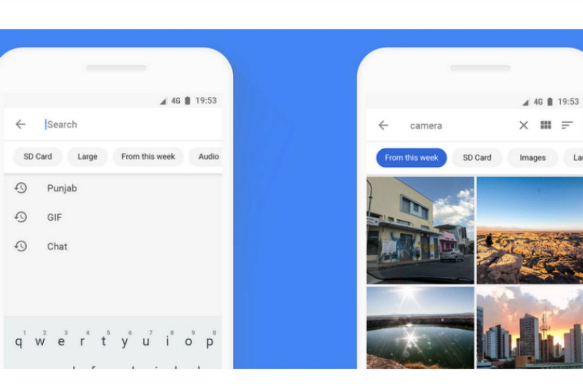 Google Files Go app now supports Odia language | Technology News