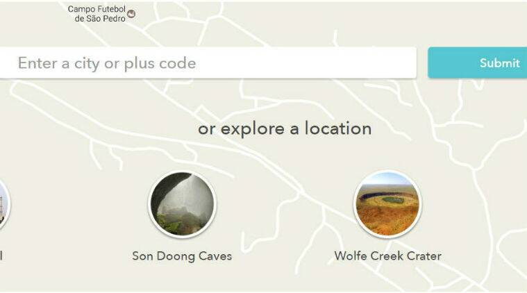 Finding an address on Google Maps becomes easier with Plus Codes""