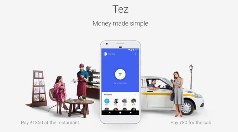 Google Tez Adds Simple Chat Feature to Take on WhatsApp, Paytm