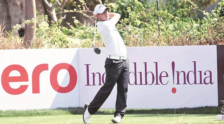 Wallace wins Indian Open in playoff vs fellow Brit Johnson